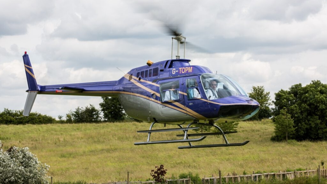 Helicopter Charter Hire Silverstone Cheltenham Ascot 1