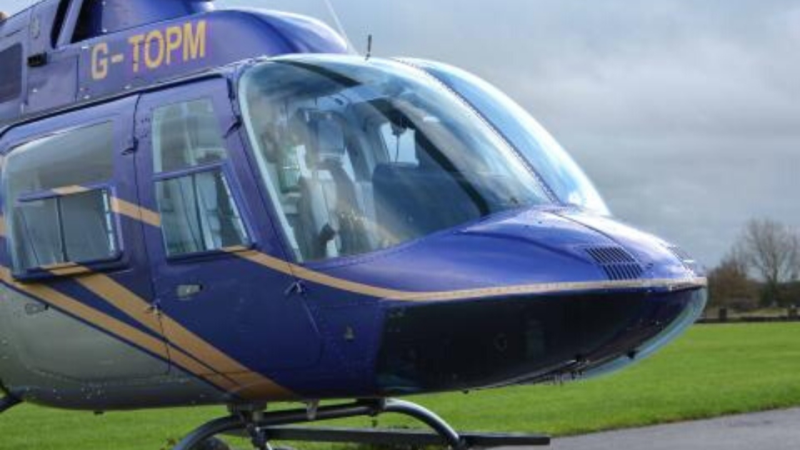 Helicopter Charter Hire Silverstone Cheltenham Ascot 10