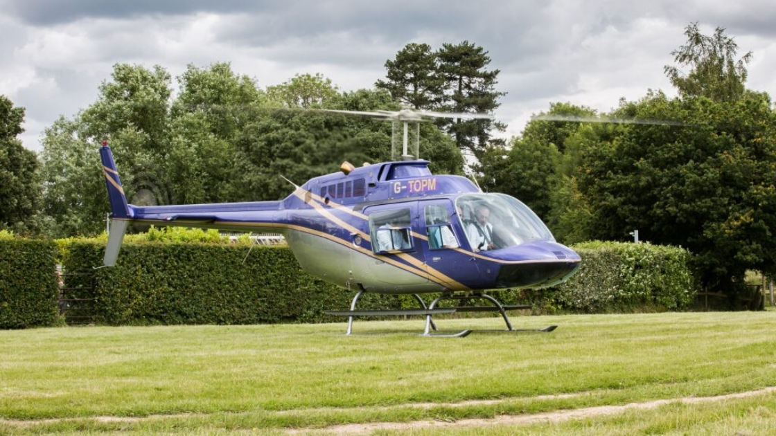 Helicopter Charter Hire Silverstone Cheltenham Ascot 3