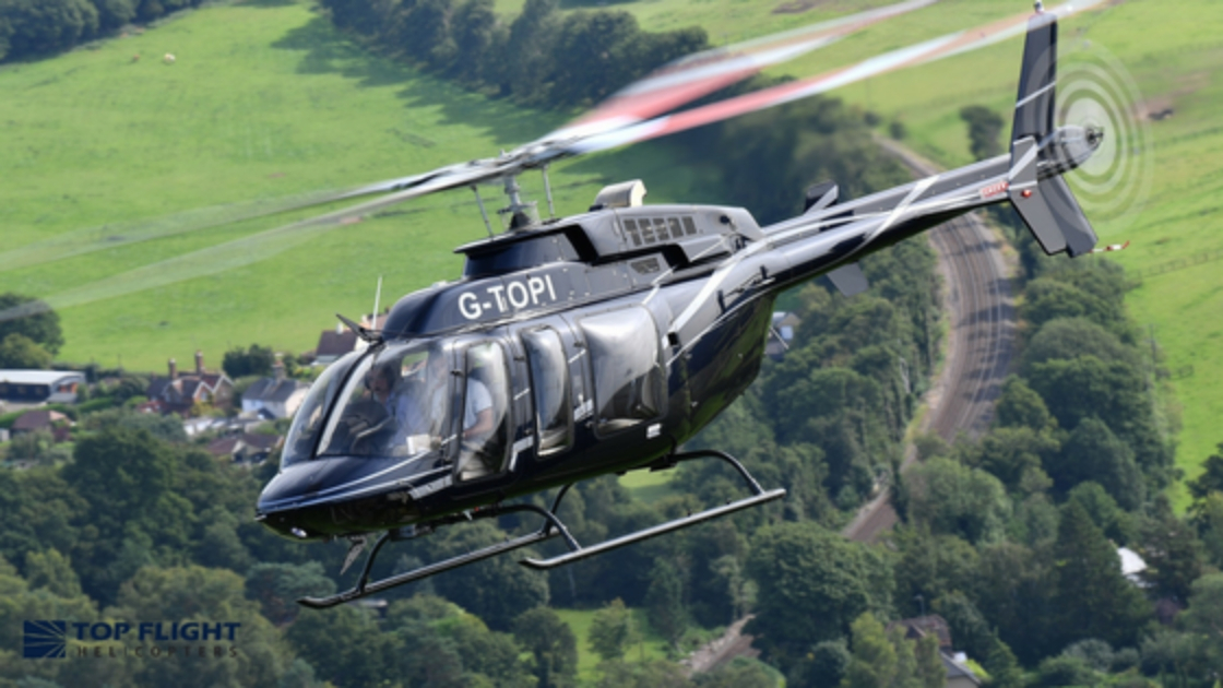 Helicopter Charter | Helicopter Hire 1