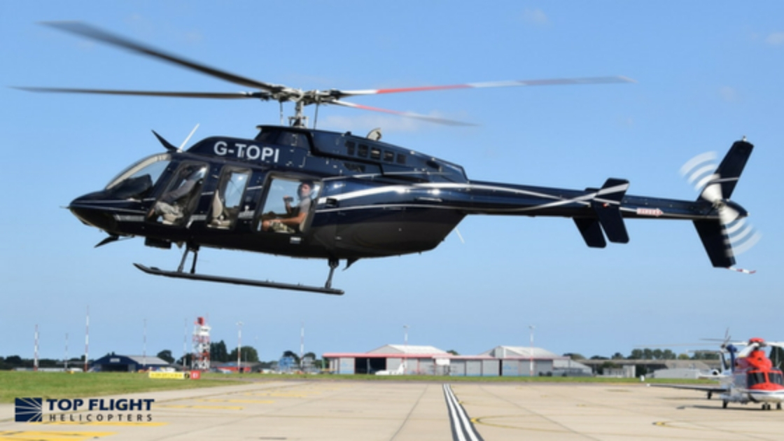 Helicopter Charter | Helicopter Hire 5